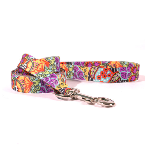 Amazon Floral Dog Leash
