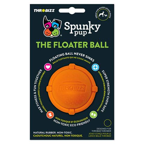 Spunky Pup Floater Ball