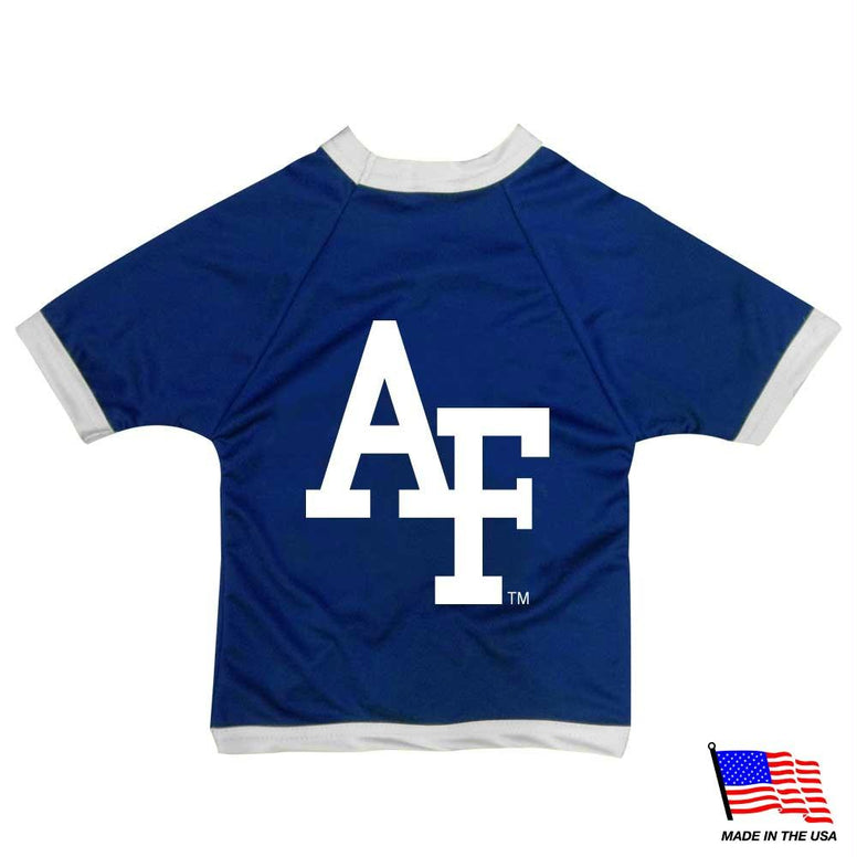 Air Force Falcons Athletic Mesh Pet Jersey
