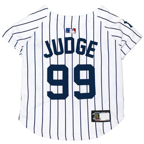 Aaron Judge #99 Pet Jersey