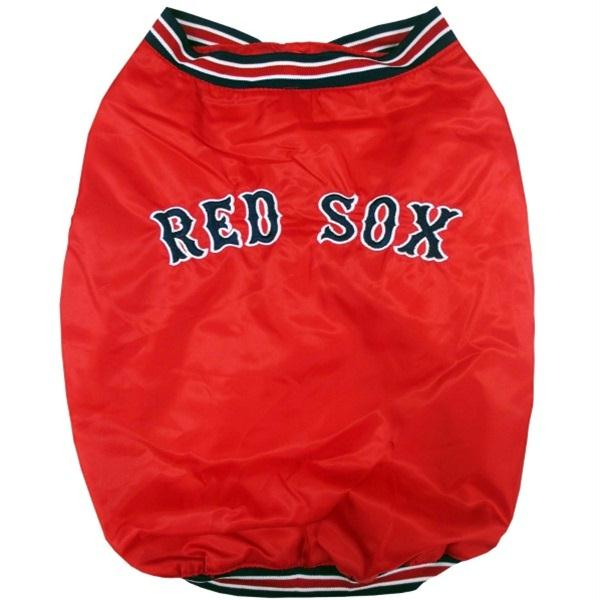 Boston Red Sox Pet Dugout Jacket