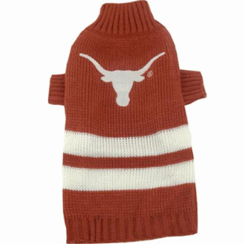 Texas Longhorns Dog Sweater