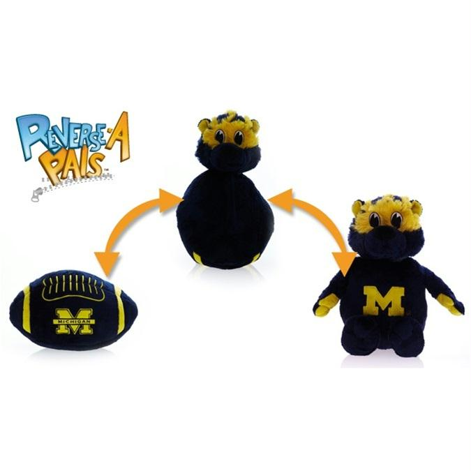 Michigan Wolverines Reverse-A-Pal