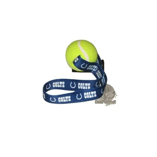 Indianapolis Colts Tennis Ball Toss Toy