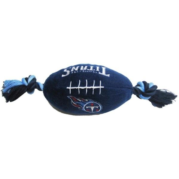 Tennessee Titans Football Pet Toy