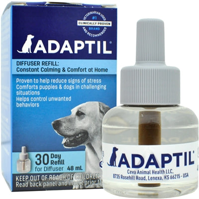 Adaptil Calming Diffuser Refill for Dogs