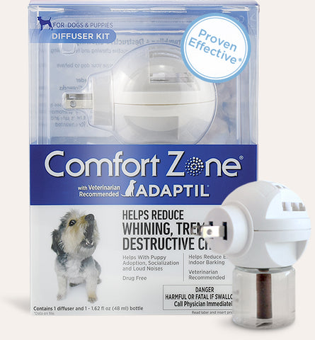COMFORT ZONE® DIFFUSER WITH ADAPTIL®