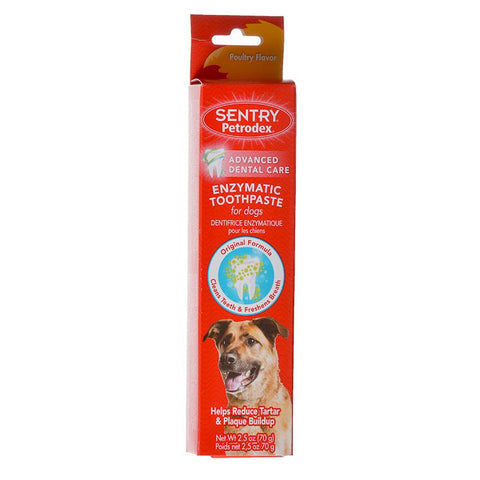 Petrodex Enzymatic Toothpaste for Dogs & Cats