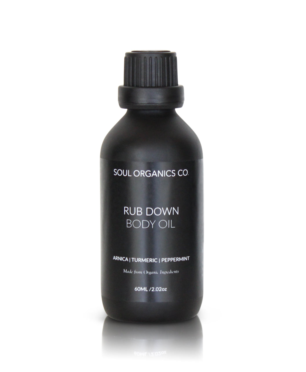 Rub Down Body Oil - 60ml