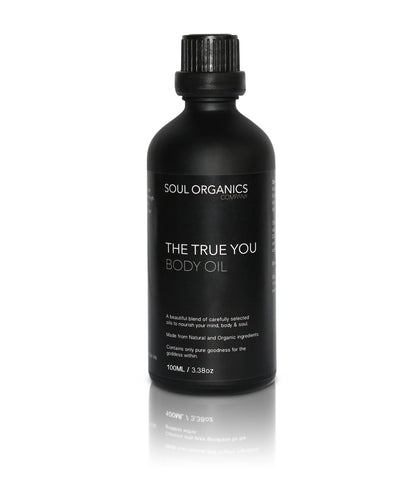The True You Body Oil - 100ml