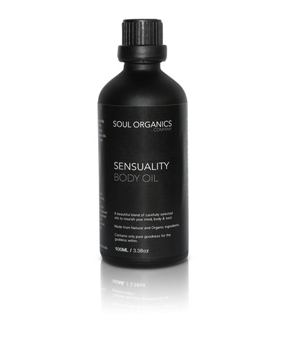 Sensuality Body Oil - 60ml