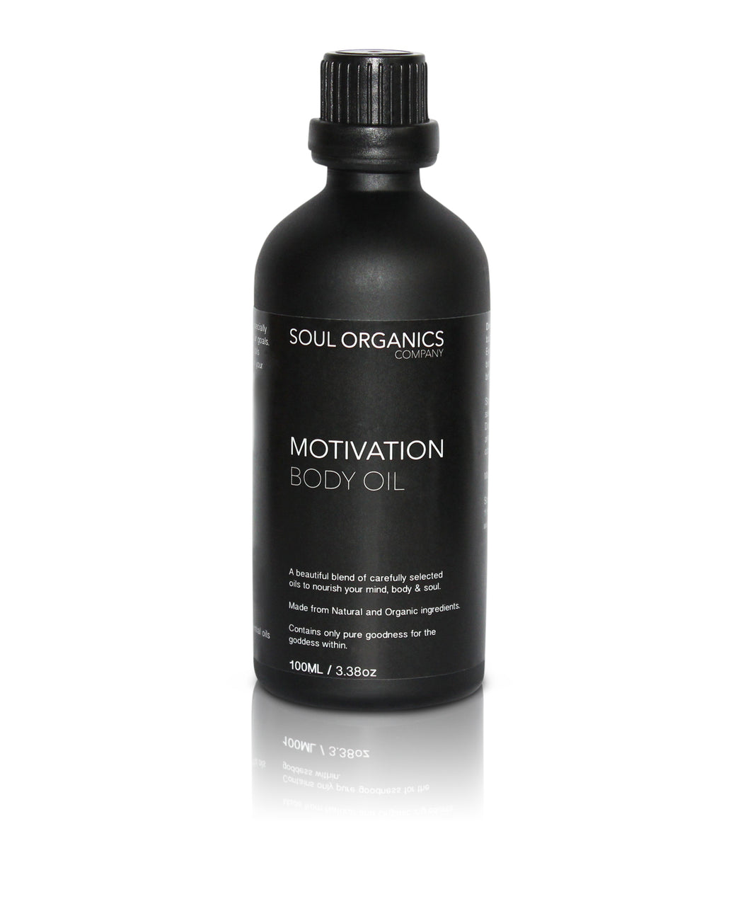 Motivation Body Oil - 60ml