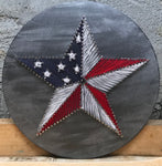 US Star on round