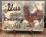 Bless our country home