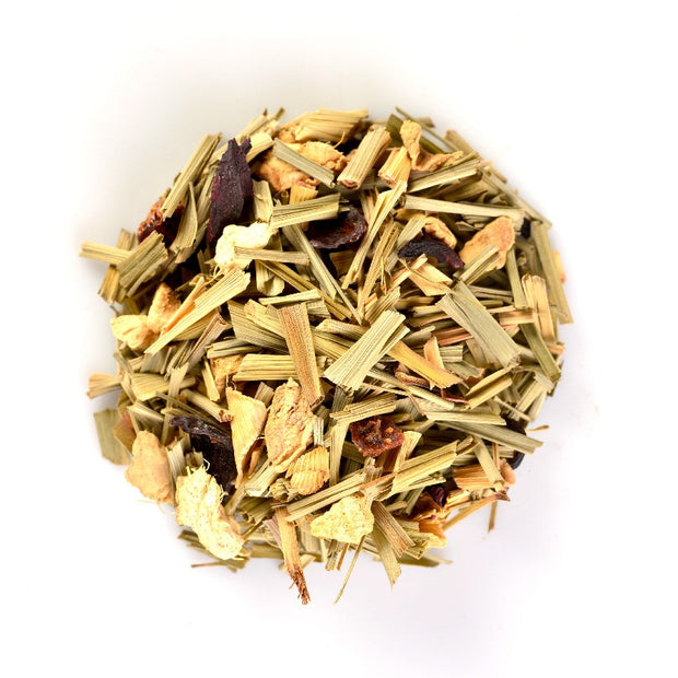 TEA DROP - LEMONGRASS GINGER 100 Pyramid Tea Bags