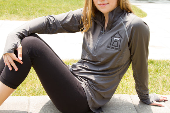 1/4 Zip Athletic Sweatshirt