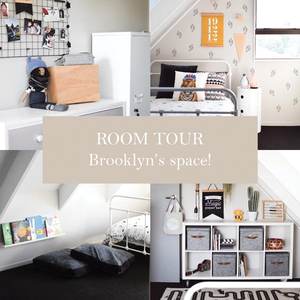 Brooklyn's Bedroom Tour