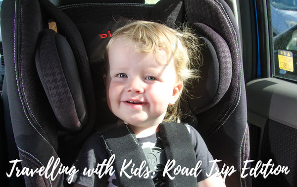 First Milestone blog, road trip tips for young kids