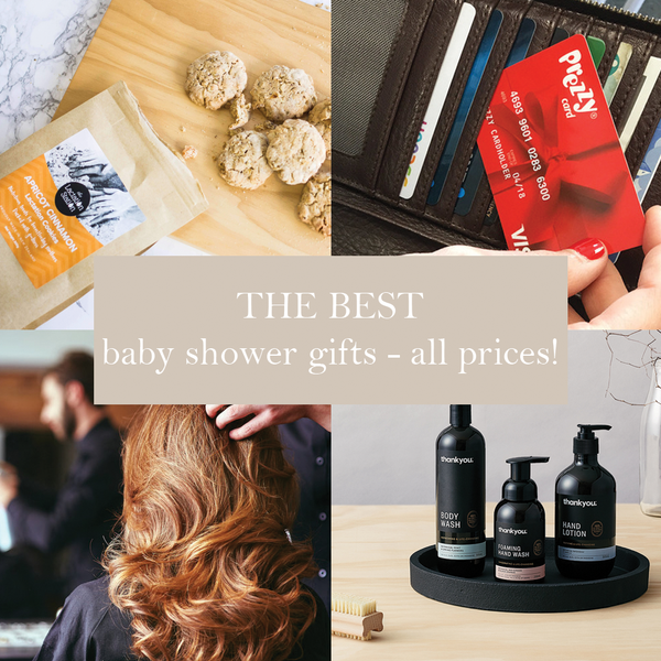 First Milestone | The best baby shower gifts ever for all budgets