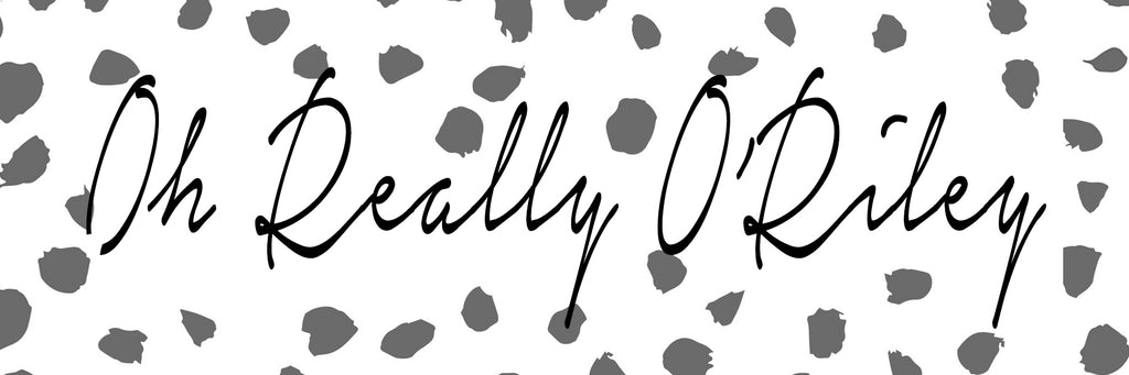 First Milestone | @ohreallyoriley logo