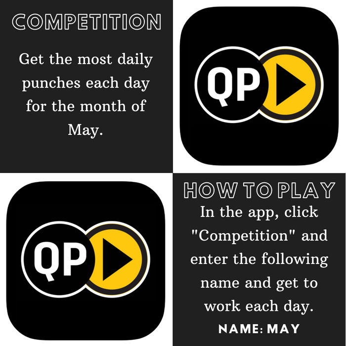 QP May Competition