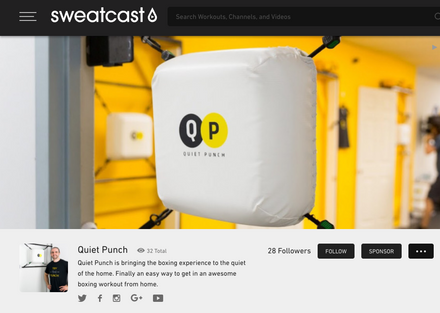 Sweatcast Live Sessions