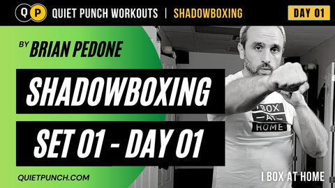 Quiet Punch Shadow Boxing Series