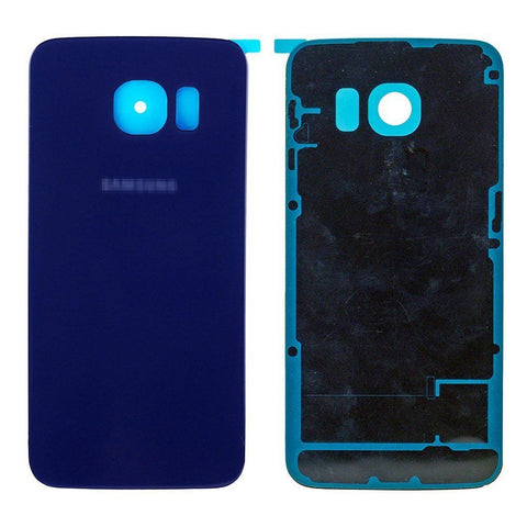 Back cover Housing OEM Glass Cover Battery Rear for Samsung Galaxy S6 EDGE G925 - Fix Phone Store