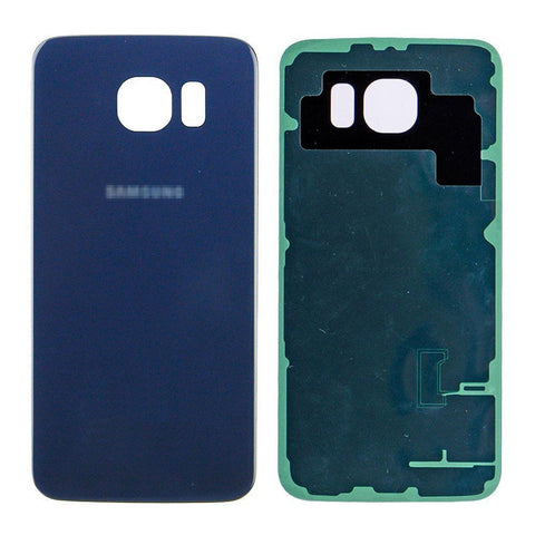 Back cover Housing OEM Glass Cover Battery Rear for Samsung Galaxy S6 G920 - Fix Phone Store