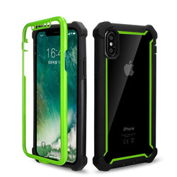 3 IN 1 Shockproof Bumper Protection Case For iPhone X XS XR XS MAX - Fix Phone Store