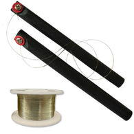 100M Molybdenum Cutting Wire + Detach Screen Bar to Split Glass for Cell Phone - Fix Phone Store