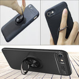 Metal Magnetic Ring Holder Stand Case Cover For iPhone 7 ,7 Plus, 8, 8 Plus, X and XS - Fix Phone Store