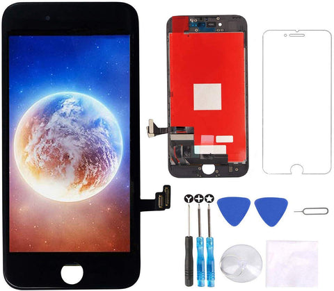 iPhone 8 Plus LCD Assembly  + Tools Set - White / Black - Fix Phone Store