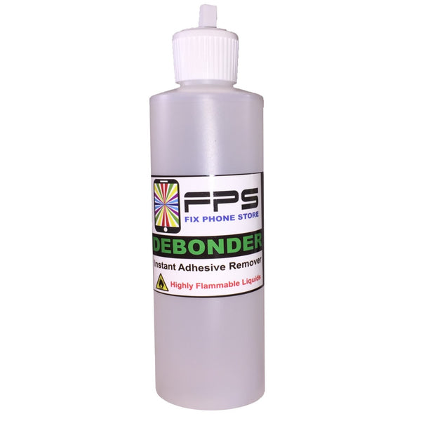 FPS Strong Adhesive Remover 240ml LCD UV GLUE Screen Iphone, Ipod, Ipad, Samsung - Fix Phone Store