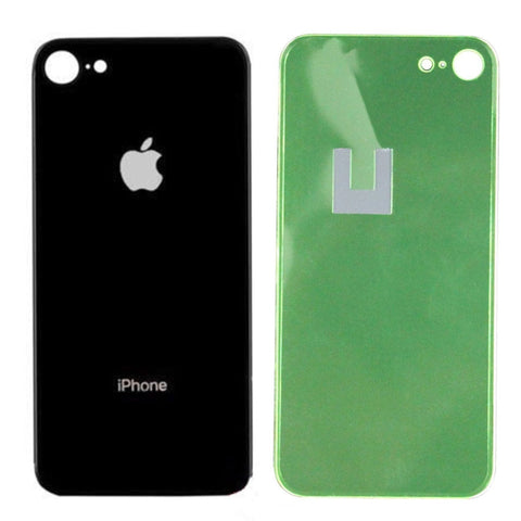OEM Battery Cover Glass Housing Rear Back Door Replacement Part iPhone 8 - Fix Phone Store