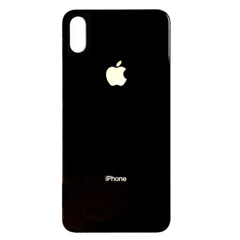OEM Battery Cover Glass Housing Rear Back Door Replacement Part iPhone XS MAX - Fix Phone Store