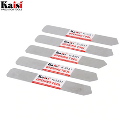 Kaisi Stainless Steel Blade Soft Thin Pry Spudger Cell Phone Tablet Screen Battery Opening Tools for iPhone iPad Samsung Opener - Fix Phone Store