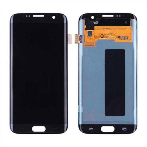 Samsung Galaxy S7 EDGE LCD Digitizer Touch Screen Replacement - 5 COLORS - Fix Phone Store