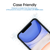 Premium Tempered Glass Screen Protector for Apple iPhone X/XS - XR - XS MAX - Fix Phone Store