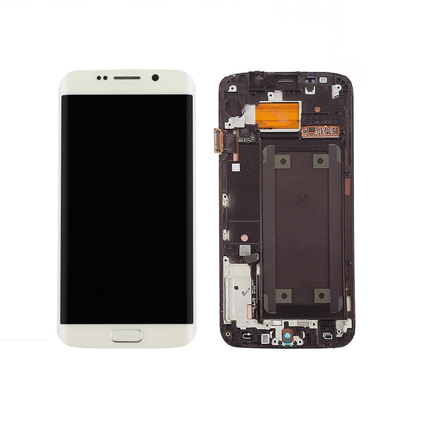Samsung Galaxy S6 Edge LCD Digitizer Replacement - 3 COLORS - Fix Phone Store