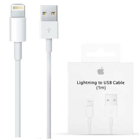 size 40 aa581 b6aae WHOLESALE LOT For Retailers Original Genuine Lightning USB Cable ...