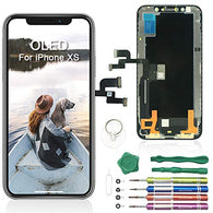 iPhone XS OLED LCD Touch Screen Replacement Assembly  + Tools Set - Black - Fix Phone Store