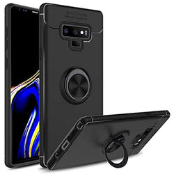 Magnetic Ring Stand Slim Case for Samsung Galaxy Note 9 - Fix Phone Store