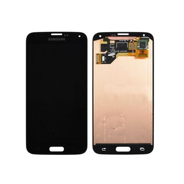 Samsung Galaxy S5 i9600 G900A LCD Screen Display Touch Screen Digitizer - Black & White-LCD Screen-Fix Phone Store