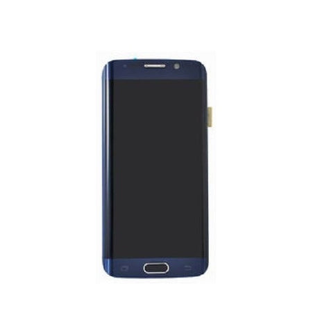 Samsung Galaxy S6 EDGE LCD Screen Replacement and Digitizer - Blue - Fix Phone Store