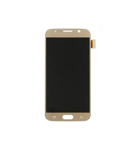 Samsung GALAXY S6 LCD Digitizer Screen Replacement - Gold - Fix Phone Store