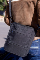 "SportBike Chic Motorcycle Magnetic Tank Purse- ""The Raleigh"" - SportBike Chic"