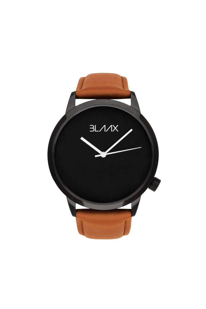Tan / Black Puff - 44mm