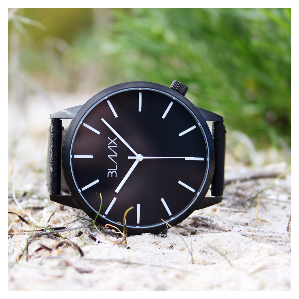 BLAAX New York watch with Brock Wells, Grange Beach