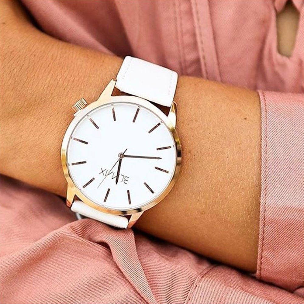 BLAAX White Rose Watch Amaroso